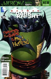 Cover Thumbnail for Batman: The Dark Knight (DC, 2011 series) #16