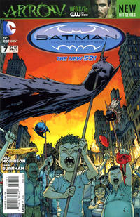 Cover Thumbnail for Batman Incorporated (DC, 2012 series) #7