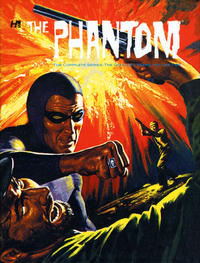 Cover for The Phantom: The Complete Series: The Gold Key Years (Hermes Press, 2011 series) #2