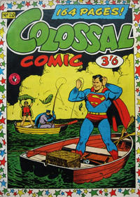 Cover Thumbnail for Colossal Comic (K. G. Murray, 1958 series) #20