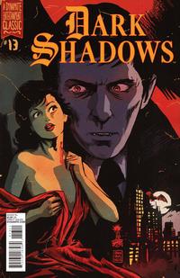 Cover Thumbnail for Dark Shadows (Dynamite Entertainment, 2011 series) #13