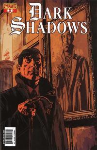 Cover Thumbnail for Dark Shadows (Dynamite Entertainment, 2011 series) #2 [Cover B]