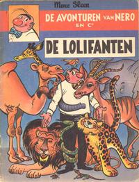 Cover Thumbnail for Nero (Standaard Uitgeverij, 1965 series) #7