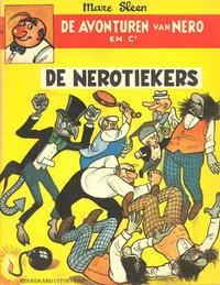 Cover Thumbnail for Nero (Standaard Uitgeverij, 1965 series) #19
