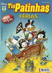 Cover Thumbnail for Tio Patinhas Férias (Editora Abril, 2008 series) #4