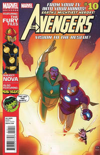 Cover Thumbnail for Marvel Universe Avengers Earth's Mightiest Heroes (Marvel, 2012 series) #10