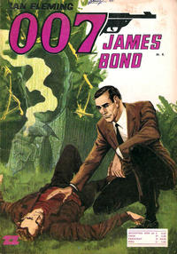 Cover Thumbnail for 007 James Bond (Zig-Zag, 1968 series) #46