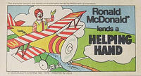 Cover Thumbnail for Ronald McDonald Lends a Helping Hand (McDonald's Corporation, 1978 series)