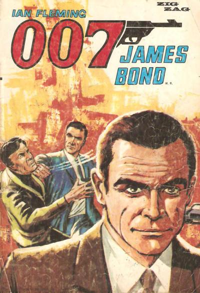 Cover for 007 James Bond (Zig-Zag, 1968 series) #7