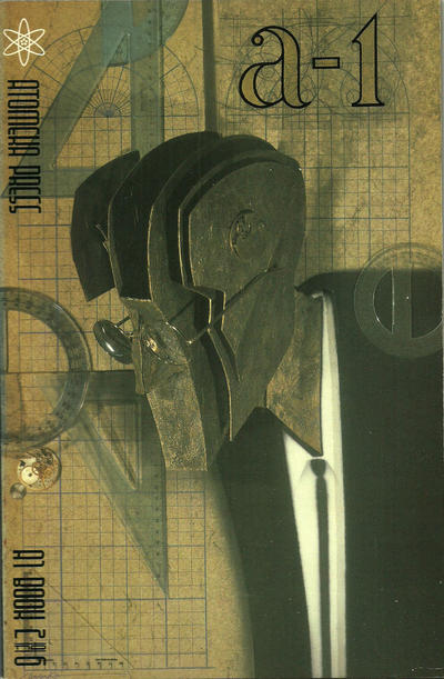 Cover for A1 (Atomeka Press, 1989 series) #2