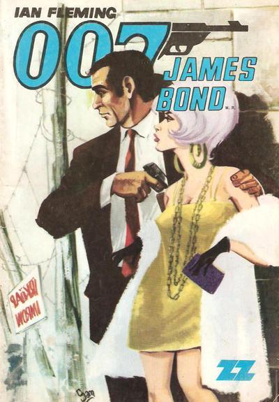 Cover for 007 James Bond (Zig-Zag, 1968 series) #23
