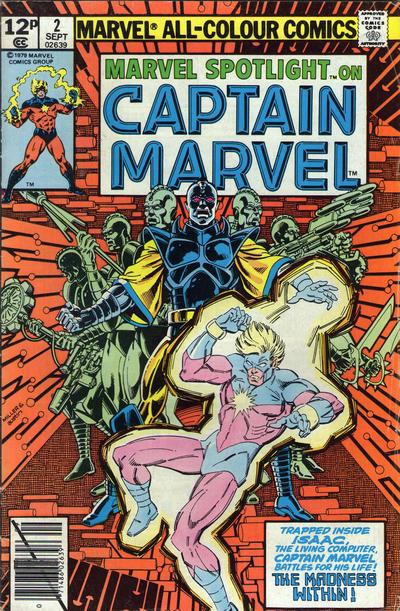 Cover for Marvel Spotlight (Marvel, 1979 series) #2 [Direct]