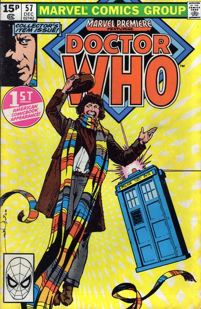 Cover for Marvel Premiere (Marvel, 1972 series) #57 [Direct]
