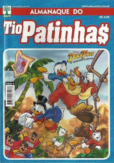 Cover for Almanaque do Tio Patinhas (Editora Abril, 2010 series) #4