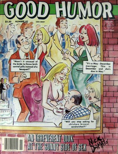 Cover for Good Humor (Charlton, 1961 series) #82