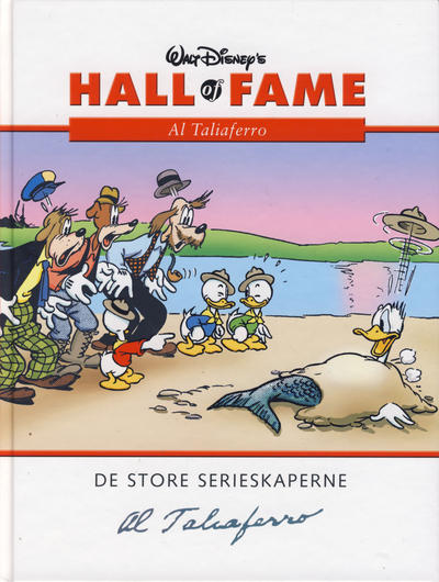 Cover for Hall of Fame (Hjemmet / Egmont, 2004 series) #[45] - Al Taliaferro