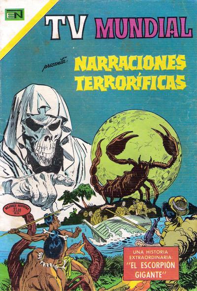 Cover for TV Mundial (Editorial Novaro, 1962 series) #207