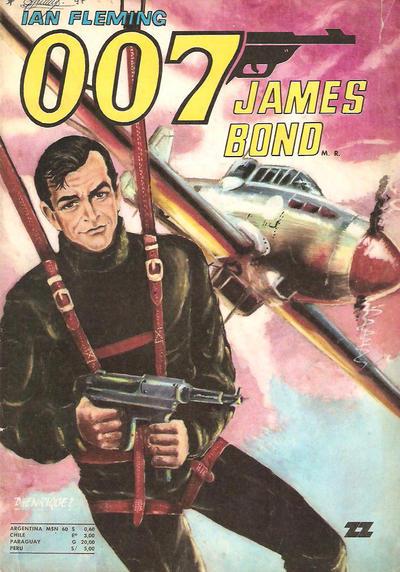 Cover for 007 James Bond (Zig-Zag, 1968 series) #47