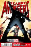 Cover for Uncanny Avengers (Marvel, 2012 series) #3