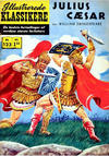Cover for Illustrerede Klassikere (I.K. [Illustrerede klassikere], 1956 series) #123 - Julius Cæsar