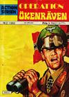Cover for Actionserien (Pingvinförlaget, 1977 series) #2/1982