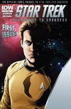 Cover Thumbnail for Star Trek Countdown to Darkness (2013 series) #1 [Cover A David Messina]