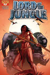 Cover for Lord of the Jungle (Dynamite Entertainment, 2012 series) #7 [Cover B]