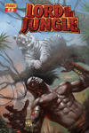 Cover for Lord of the Jungle (Dynamite Entertainment, 2012 series) #8 [Cover A]