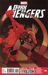 Cover for Dark Avengers (Marvel, 2012 series) #186