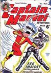 Cover for Captain Marvel [Captain Marvel Adventures] (L. Miller & Son, 1953 series) #v1#3