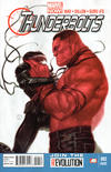 Cover Thumbnail for Thunderbolts (2013 series) #2 [2nd Printing]
