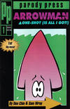 Cover for Arrowman: One Shot (Is All I Got) (Entity-Parody, 1992 series) #1