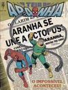 Cover for A Teia do Aranha (Editora Abril, 1989 series) #2