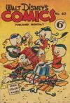 Cover for Walt Disney's Comics (W. G. Publications; Wogan Publications, 1946 series) #40