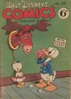 Cover for Walt Disney's Comics (W. G. Publications; Wogan Publications, 1946 series) #29