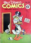 Cover for Walt Disney's Comics (W. G. Publications; Wogan Publications, 1946 series) #28