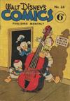 Cover for Walt Disney's Comics (W. G. Publications; Wogan Publications, 1946 series) #26