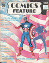 Cover for Comics Feature (New Media Publishing, 1983 series) #10
