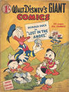 Cover for Walt Disney's Giant Comics (W. G. Publications; Wogan Publications, 1951 series) #7