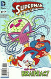 Cover for Superman Family Adventures (DC, 2012 series) #9 [Direct Sales]