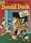 Cover for Walt Disney's Donald Duck (W. G. Publications; Wogan Publications, 1954 series) #21