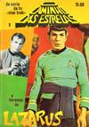 Cover for O Caminho das Estrelas [Star Trek] (Agência Portuguesa de Revistas, 1978 series) #9