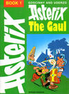 Cover Thumbnail for Asterix (1969 series) #1 - Asterix the Gaul [1996 Printing]
