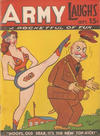 Cover for Army Laughs (Prize, 1941 series) #v1#7