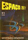 Cover for Espaço (Agência Portuguesa de Revistas, 1977 series) #3