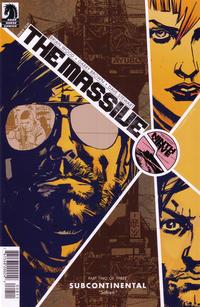 Cover Thumbnail for The Massive (Dark Horse, 2012 series) #8