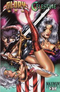 Cover Thumbnail for Glory Celestine: Dark Angel (Maximum Press, 1996 series) #3