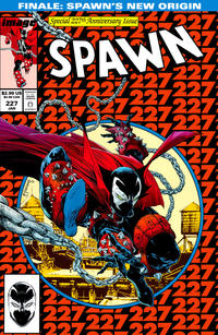 Cover Thumbnail for Spawn (Image, 1992 series) #227