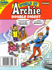 Cover Thumbnail for World of Archie Double Digest (Archie, 2010 series) #25 [Newsstand]