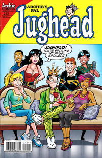 Cover Thumbnail for Archie's Pal Jughead Comics (Archie, 1993 series) #212